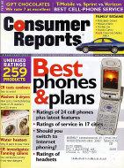 Consumer Reports Vol. 70 No. 2 Magazine