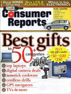 Consumer Reports Vol. 71 No. 12 Magazine