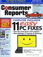Consumer Reports Vol. 71 No. 6 Magazine