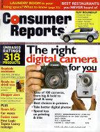 Consumer Reports Vol. 71 No. 7 Magazine