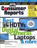 Consumer Reports Vol. 72 No. 11 Magazine