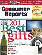 Consumer Reports Vol. 72 No. 12 Magazine