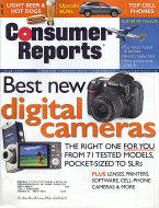 Consumer Reports Vol. 72 No. 7 Magazine