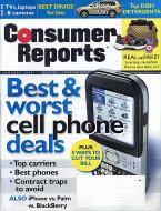 Consumer Reports Vol. 73 No. 1 Magazine