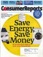 Consumer Reports Vol. 73 No. 10 Magazine