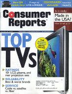 Consumer Reports Vol. 73 No. 3 Magazine