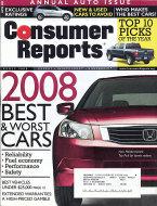 Consumer Reports Vol. 73 No. 4 Magazine