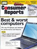 Consumer Reports Vol. 73 No. 6 Magazine