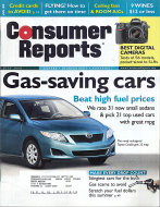 Consumer Reports Vol. 73 No. 7 Magazine