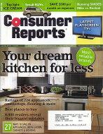 Consumer Reports Vol. 73 No. 8 Magazine