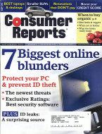 Consumer Reports Vol. 73 No. 9 Magazine