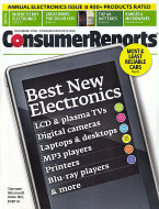 Consumer Reports Vol. 74 No. 12 Magazine