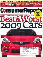 Consumer Reports Vol. 74 No. 4 Magazine