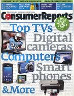 Consumer Reports Vol. 75 No. 12 Magazine