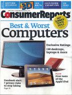 Consumer Reports Vol. 75 No. 6 Magazine