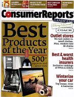 Consumer Reports Vol. 76 No. 11 Magazine