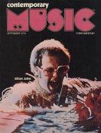 Contemporary Music Vol. 1 No. 1 Magazine