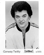 Conway Twitty Promo Print