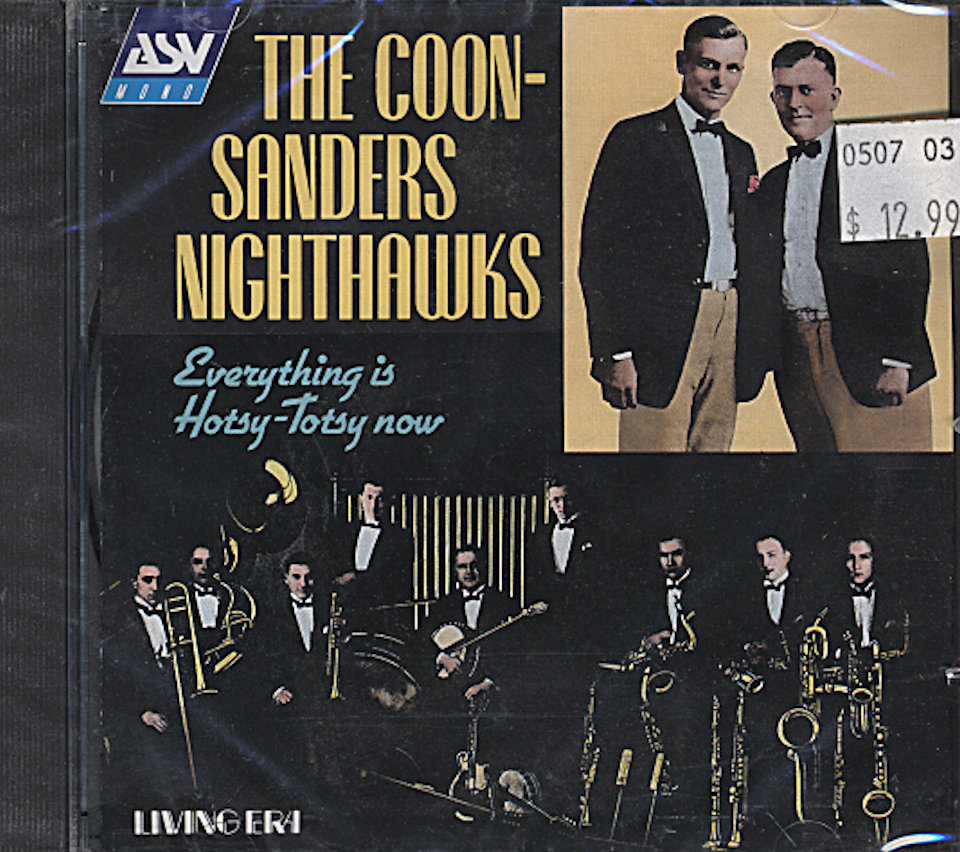 Coon-Sanders Nighthawks CD