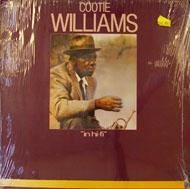"Cootie Williams Vinyl 12"" (New)"