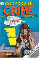 Corporate Crime Contacts Comic Book