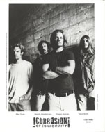 Corrosion of Conformity Promo Print