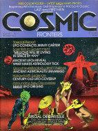 Cosmic Frontiers Vol. 2 No. 1 Magazine
