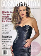 Cosmopolitan Jan 1,1989 Magazine