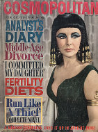 Cosmopolitan May 1,1962 Magazine