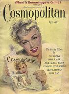 Cosmopolitan Vol. 124 No. 4 Magazine