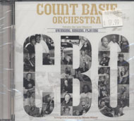 Count Basie Orchestra CD