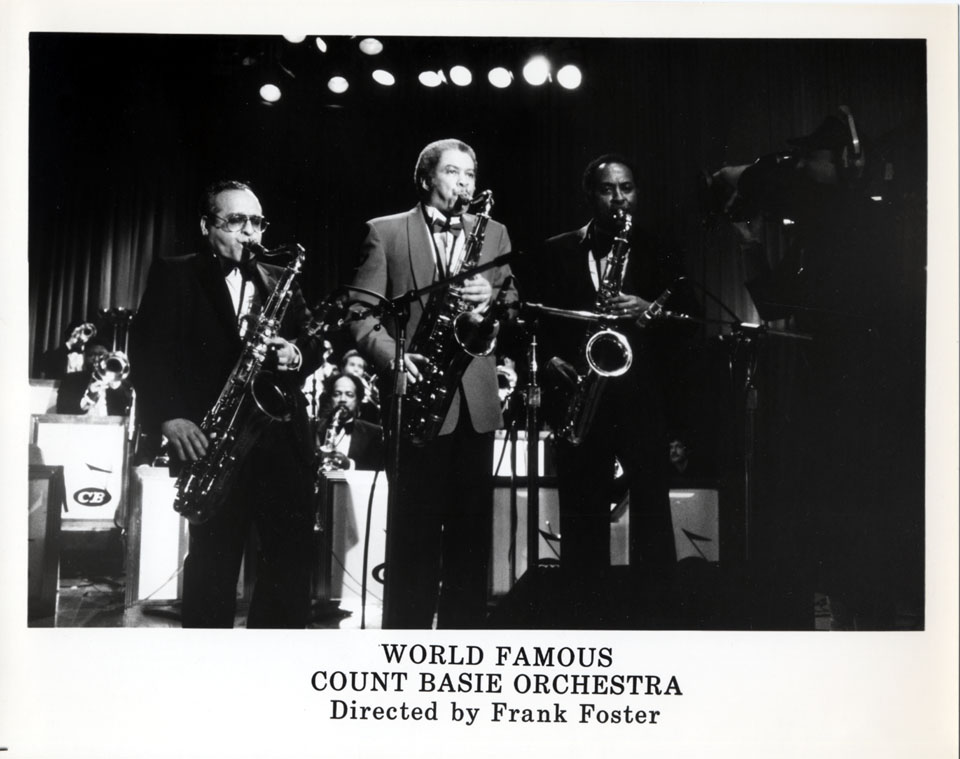 Count Basie Orchestra Promo Print