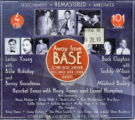 Count Basie Sidemen CD