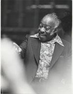 Count Basie Vintage Print