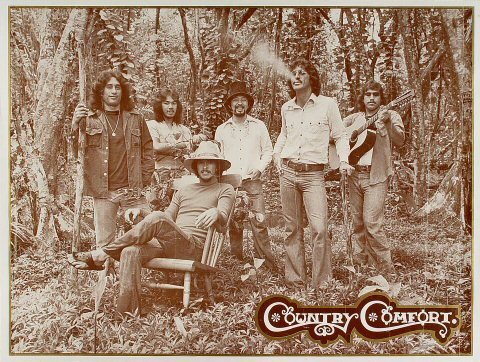 Country Comfort Poster