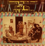 "Country Joe McDonald Vinyl 12"" (Used)"