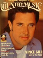 Country Music Magazine September 1993 Magazine