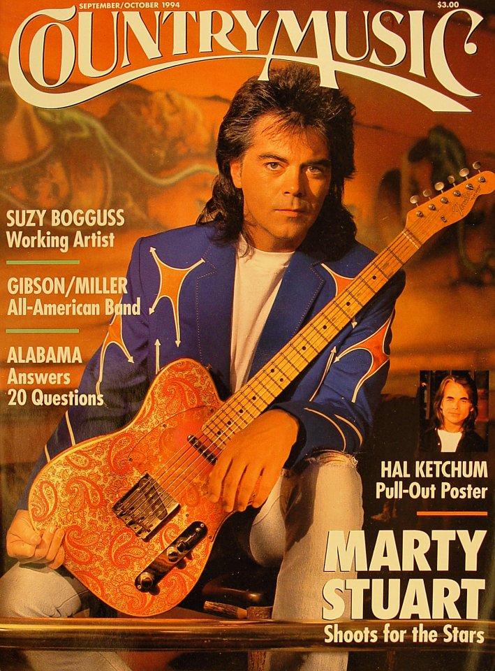 Country Music Magazine Magazine Sep 1 1994 At Wolfgangs