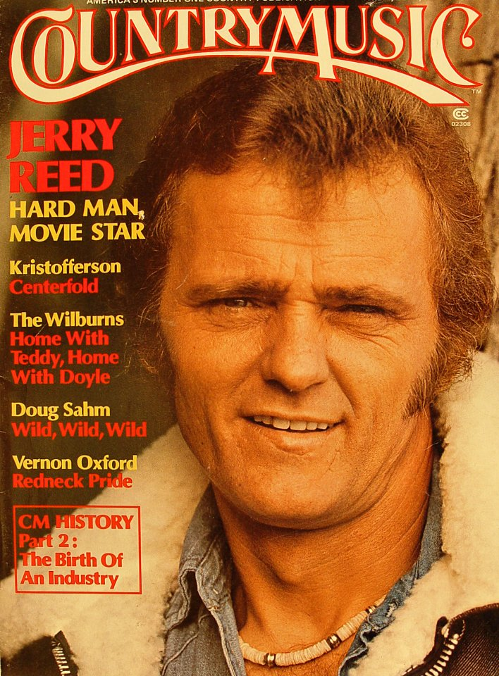 Country Music Magazine Magazine Jan 1 1977 At Wolfgangs