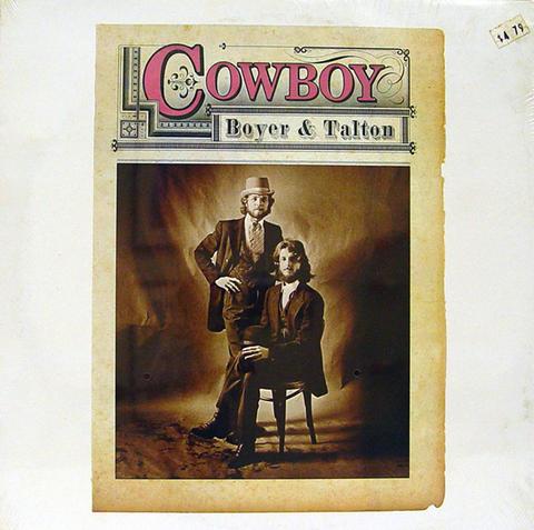 """Cowboy Vinyl 12"""" (New)"""