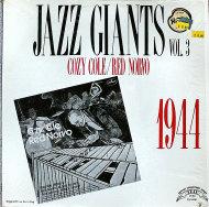 """Cozy Cole / Red Norvo Vinyl 12"""" (Used)"""