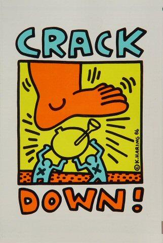 Crack Down Benefit Program