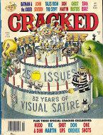 Cracked 250th Issue Magazine