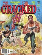 Cracked No. 225 Magazine