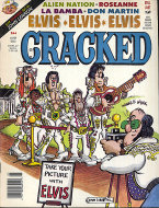 Cracked No. 244 Magazine