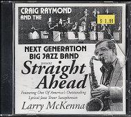 Craig Raymond and the Next Generation Band CD