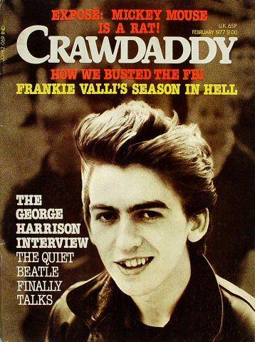 Crawdaddy Magazine February 1977 Magazine
