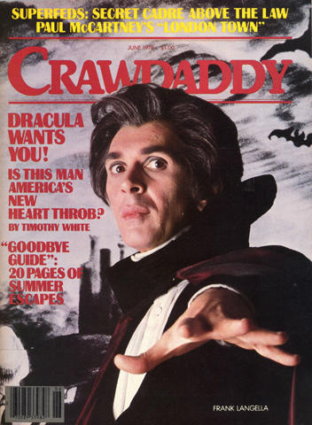 Crawdaddy Magazine June 1978 Magazine