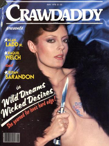Crawdaddy Magazine May 1978 Magazine