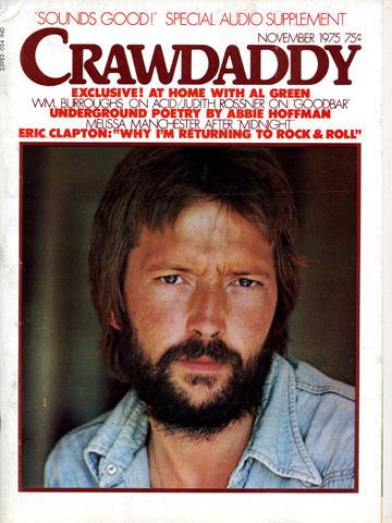 Crawdaddy Magazine November 1975 Magazine